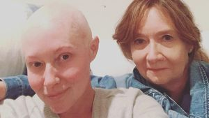 Shannen Doherty und ihre Mutter
