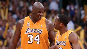 Emotionale Zeilen von Shaquille O'Neal zu Kobe Bryants Tod