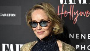 Sharon Stone ist dem Tod dreimal von der Schippe gesprungen!