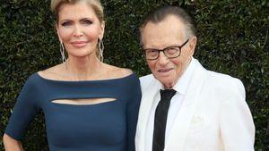 Larry Kings Witwe spricht erstmals über den Tod ihres Mannes