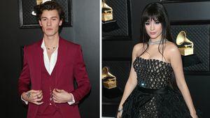 Liebes-Aus? Shawn Mendes und Camila getrennt bei den Grammys
