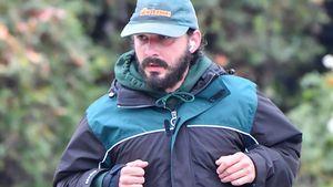 Nach Missbrauchsvorwurf: Shia LaBeouf geht entspannt joggen