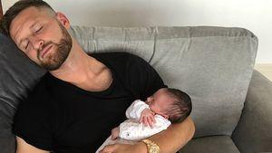 Heißer Daddy: Weltmeister Mustafi zeigt seine süße Tochter!