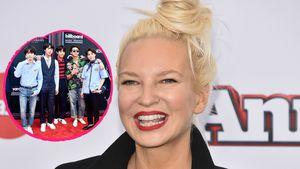 Sia hat ein Feature auf dem neuen Album der K-Pop-Band BTS