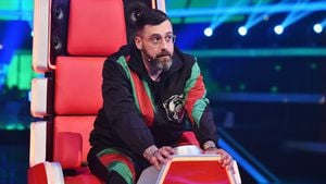 "Kein Romantiker? Sido crasht ""The Voice""-Heiratsantrag"