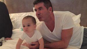 Simon Cowell stolz: So sehr ähnelt ihm sein Sohn