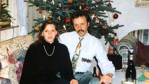 Erkannt? So feierte Simone Ballack vor 25 Jahren Weihnachten