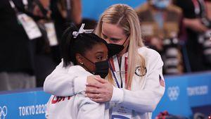 Nach Olympia-Aus: Simone Biles bedankt sich für Beistand