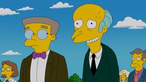 Spoiler! Simpsons-Outing: Wer ist Mr. Smithers' 1. Gay-Date?
