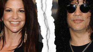 Slash: Seine Frau Perla möchte die Scheidung