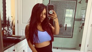 Kurz nach Geburt: Snooki will schnell sexy After-Baby-Body!