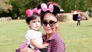 Snooki mit Tochter Giovanna