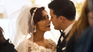 Snooki & Jionni: Erste Bilder von der Hochzeit