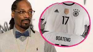 #Nachbar: Snoop Dogg unterstützt DFB-Helden Jérôme Boateng