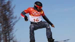 Genickbruch! Olympia-Snowboardcrosser schwer verletzt