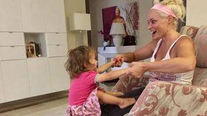 Karriere trotz Kind: Dani Katzenberger eine Rabenmutter?