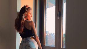 """""""Je größer der Arsch"""": Sophia Thomalla postet sexy Po-Pic"""