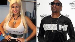 Sophia Wollersheim und Snoop Dogg