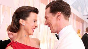 Im Baby-Rausch: Benedict Cumberbatch so verliebt!