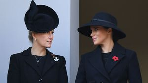 Sophie Wessex: Königsfamilie wollte Neu-Royal Meghan helfen!