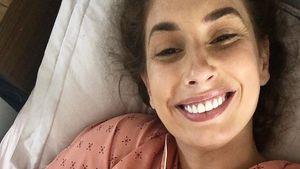 Brustwarzen verheilt: Stacey Solomon darf endlich stillen!