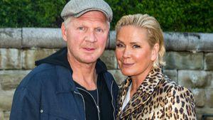 Stefan und Claudia Effenberg beim 5. Jubiläum der Klink auf der Karlshöhe
