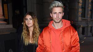 Stefanie Giesinger und Marcus Butler in Mailand