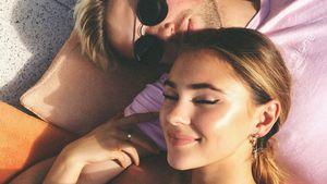 Megaverliebt: Stefanie Giesinger glücklich mit ihrem Marcus!