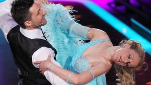 Trotz Let's Dance-Aus: Stefanie Hertel freut sich