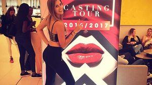 Stefanie Seitz bei der GNTM-Casting-Tour 2016