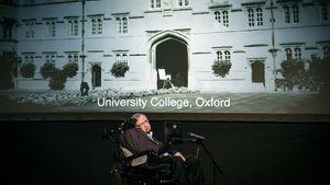 Trauer um Jahrhundert-Genie: Stephen Hawking ist tot!