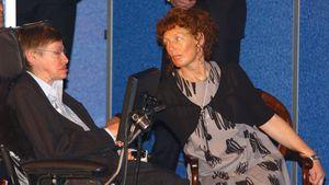 Geheimes Leiden: Stephen Hawking von Ex-Frau gequält?