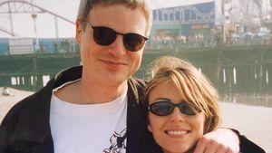 Liz Hurley spricht offen über den Tod von Steve Bing