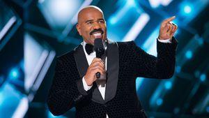 Steve Harvey beim Miss Universe Wettbewerb in Las Vegas