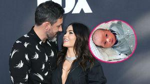Erstes Babyfoto: So süß ist Jenna Dewan & Steves Sohnemann
