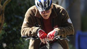 Neu-Papa Steve Martin (67): Workout für's Baby