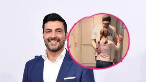 """Süß: """"Let's Dance""""-Sükrüs Tochter trainiert mit ihm Choreos"""