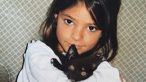 Schon als Kind: Model Emily Ratajkowski war superhübsch!