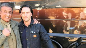 "Dank Milo Ventimiglia: Sylvester Stallone bei ""This is Us""!"