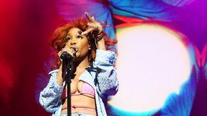 R&B-Star SZA: Ihre Stimmbänder sind ernsthaft verletzt