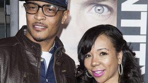 T.I. und Tameka Harris bei der Premiere von Identity Thief
