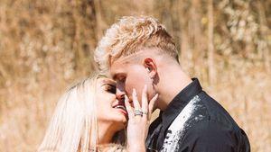 Offiziell: Tana Mongeau & Jake Paul teilen Verlobungsbilder