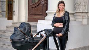 Erstes Kind: So schön schwanger ist Playmate Tanja Brockmann