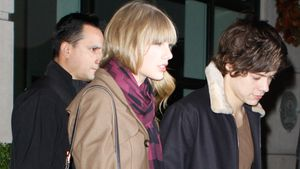 Taylor Swift und Harry Styles 2012 in New York City