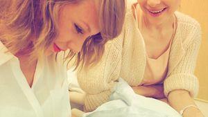 Jaime Kings Baby: Hier stellt Taylor Swift Leo vor