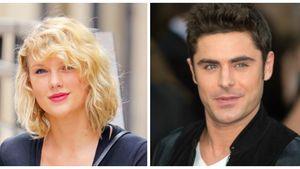 Taylor Swift und Zac Efron