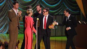 """Wieder vereint! """"The Avengers""""-Cast zusammen auf der Bühne"""