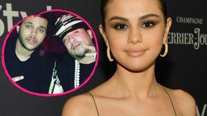Freunde geblieben: Selena gibt TheWeeknd ein Insta-Like!