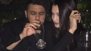 Bella Hadid und The Weeknd