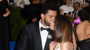 Red-Carpet-Debüt: Selena & The Weeknd turteln bei Met Gala!